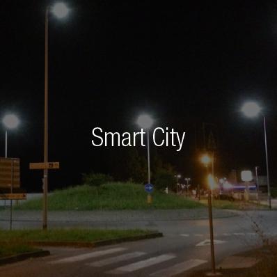 lampade ad induzione per smart city