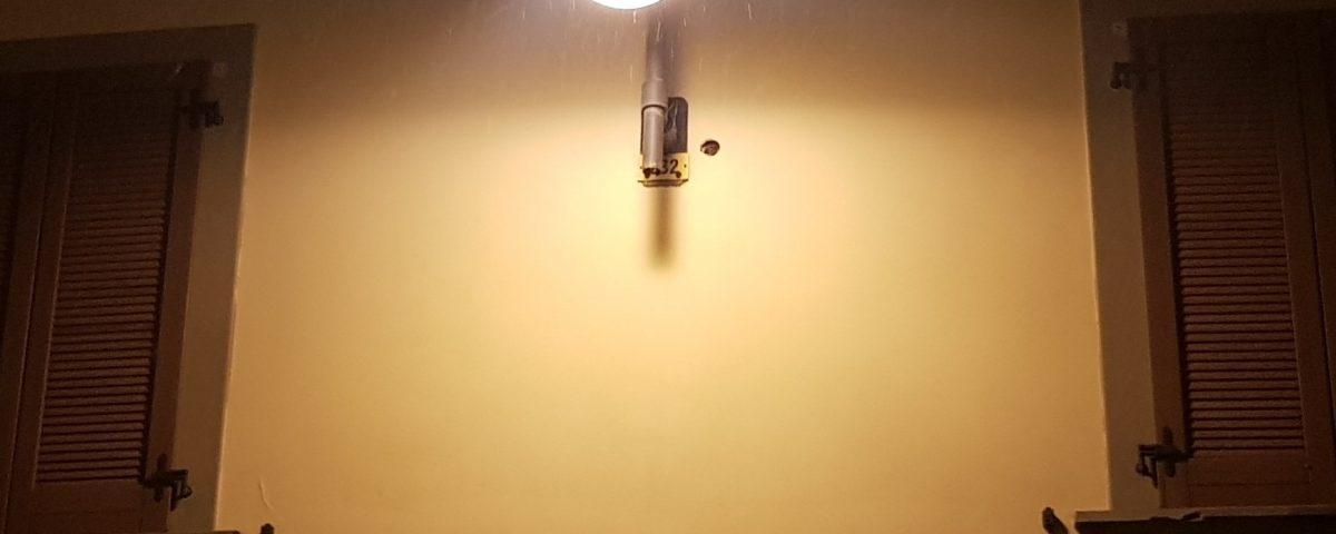 Kit retrofit Lampada Induzione AGE per lanterne storico-decorative