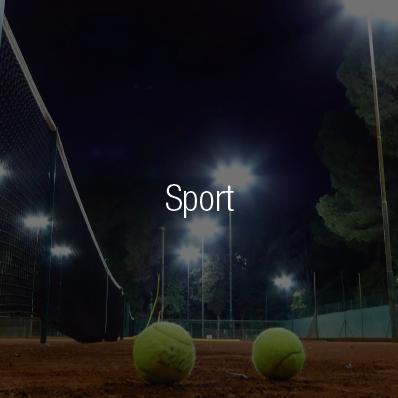 lampade ad induzione per settore sport