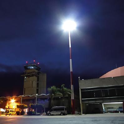 lampade ad induzione per settore terziario
