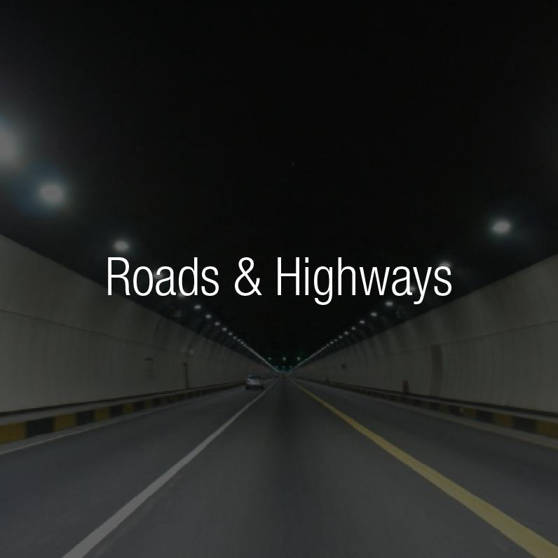 lampade ad induzione per strade e autostrade