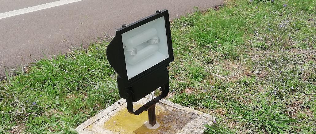 AGE Induction lighting Lampade ad induzione AGE presso Marina Militare Italiana